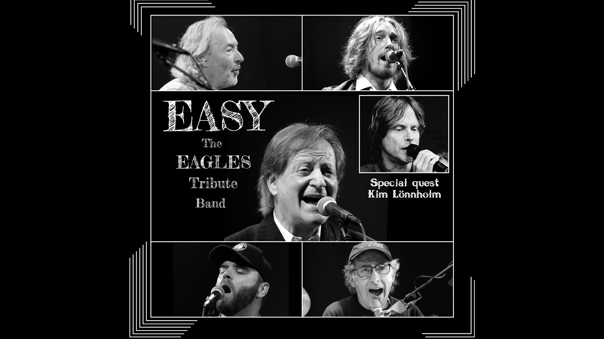 Easy - The Eagles Tribute Band la 4.4.2020 klo 20.00