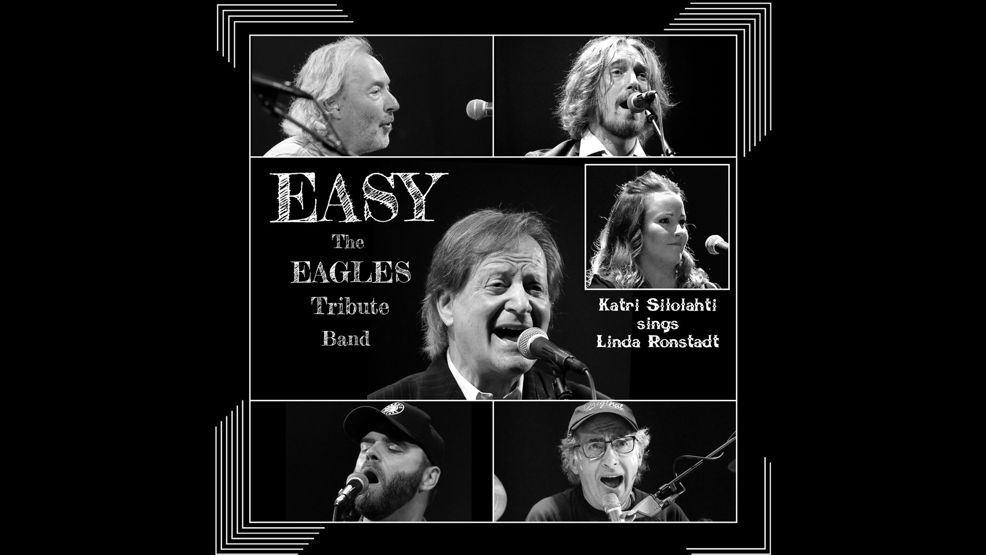 Easy - The Eagles Tribute Band la 1.8.2020 klo 18.00